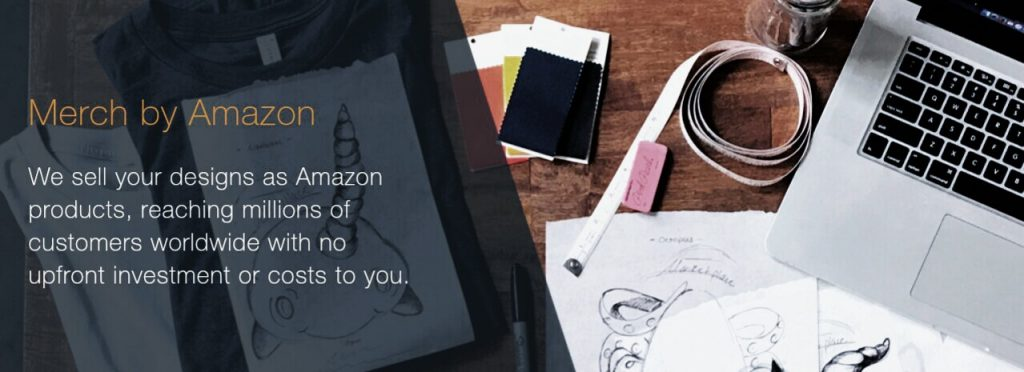 how to get success on merch by amazon
